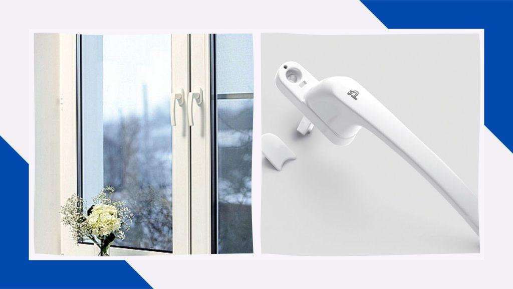 uPVC window accessories