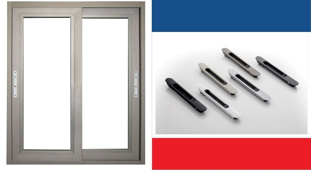 aluminium window accessories
