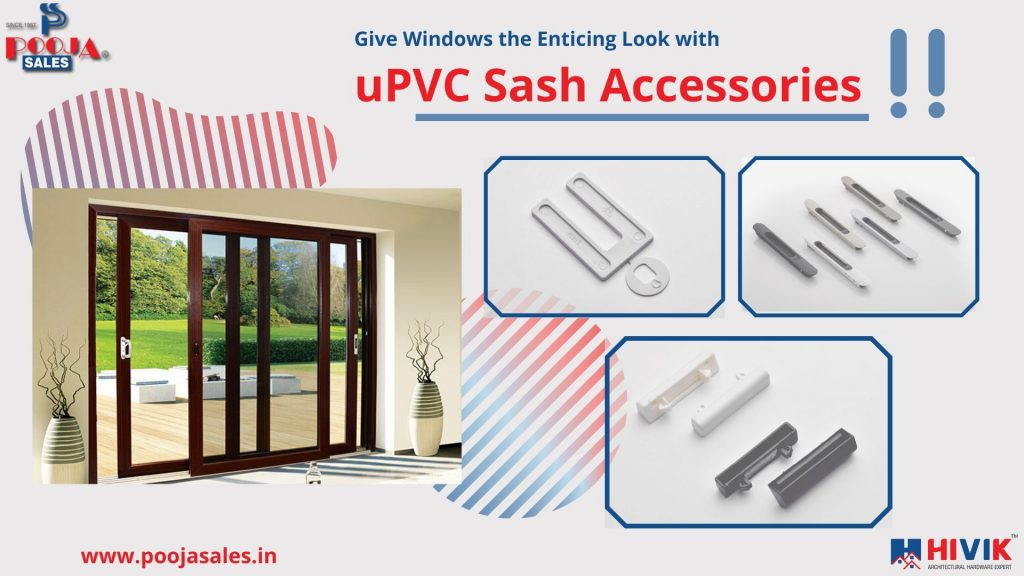 upvc sash window accessories