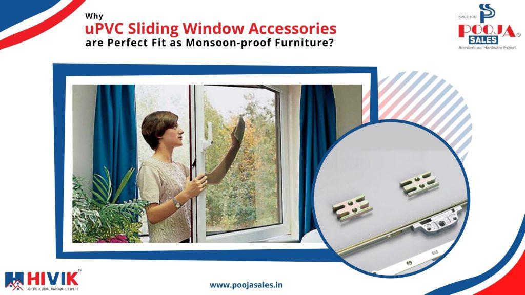 uPVC Sliding Window Accessories
