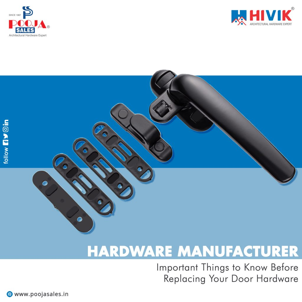 INDIAN HARDWARE MANUFACTURER