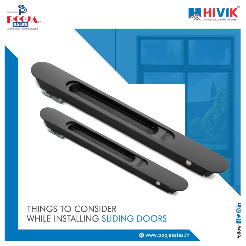 sliding window accessories