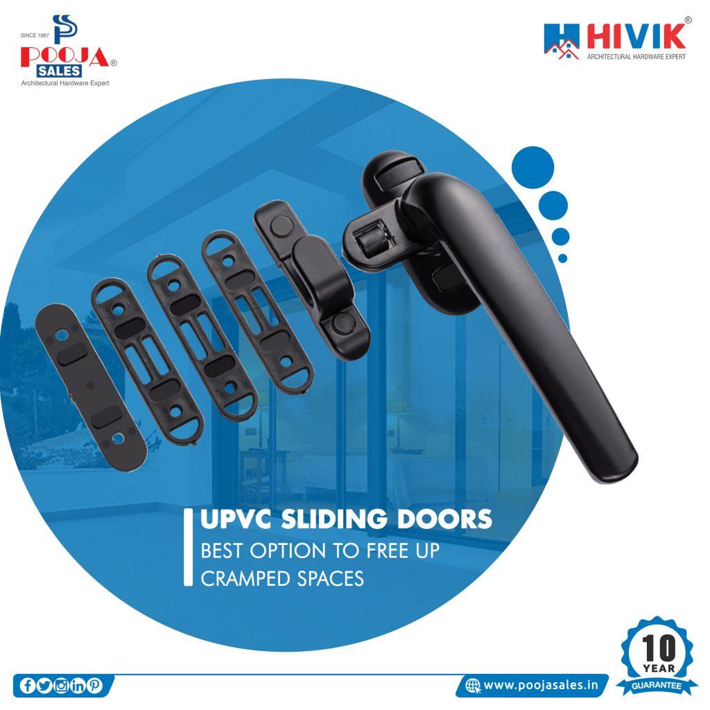 uPVC sliding door accessories